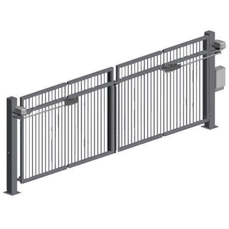 Quick Folding Gate
